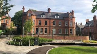 magee campus of Ulster University