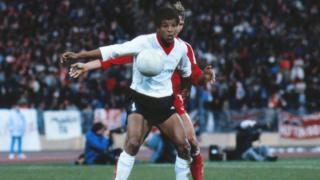 Howard Gayle Liverpool V Munich 1981