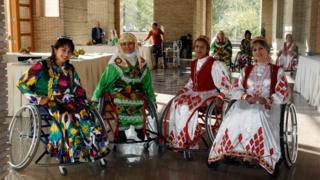 معلولان تاجیکستان