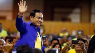 Thái Lan, bầu cử