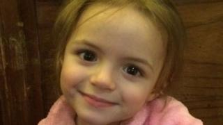 Amelia Brooke Harris, four, has been named as the child found dead at a property in Trealaw on Friday