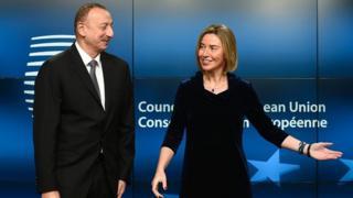 Avropa Birliyi ilə danışıqlar