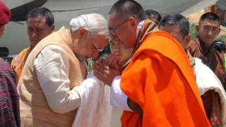 भारत और भूटान