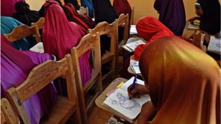 Workshop in Mogadishu for Survivors of Sexual Abuse - 2015