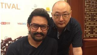 ऐलन ल्यू ने 'दंगल' सबसे पहले बार आमिर खान के घर पर देखी.