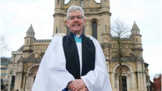 Stephen Forde was installed as the Church of Ireland's 14th dean on Sunday