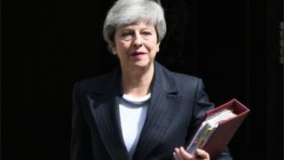 تيرزا ماي، رئيسة وزراء بريطانيا