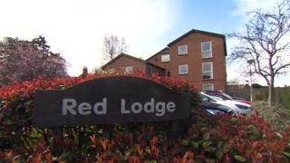 Red Lodge care home near York