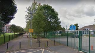 Cathedral School of St Peter and St John RC Primary in Salford