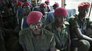 Soudan du Sud, rebelles