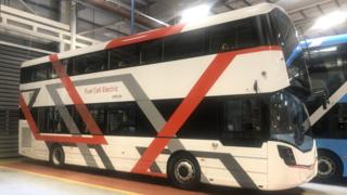 Technology The buses have been built by Ballymena-based Wrightbus