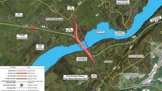 Map Llywodraeth Cymru
