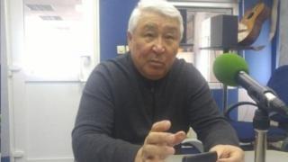 Кубатбек Байболов мурдагы башкы прокурор.