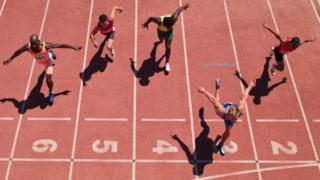 Atletismo.