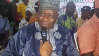 Aworan Baba Wande