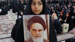İran'da devrim