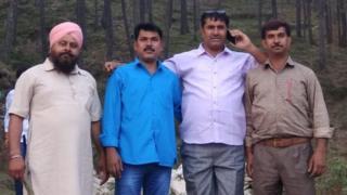 સરદાર દિલબાગ, પ્રમોદ મસીહ, અબ્દુલ મહિલ અને રામ નિવાસ પાલ 30 વર્ષથી મિત્રો છે