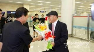 Güney Kore'den Kuzey Kore'ye kaçan Choe In-guk