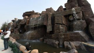 Centinary Fountain dị n'Owerri, Imo steeti