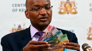 noti mpya za Kenya