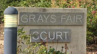 Gray Fair Court care home.