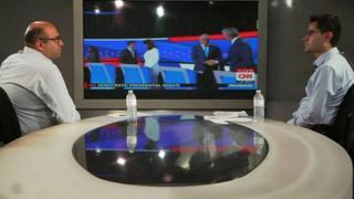 مناظره در مناظره؛ نامزدهای دموکرات داوطلب ریاست جمهوری در آمریکا به مصاف هم رفتند