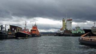 Invergordon Harbour