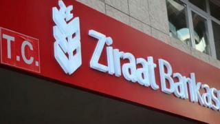 Ziraat Bankası şubesi