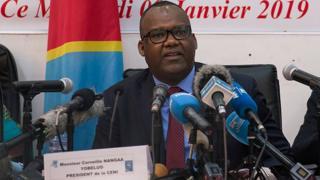 Corneille Nangaa, le président de la Céni de la RDC