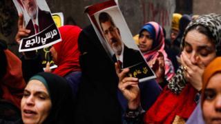 Magoya bayan Mohammed Morsi