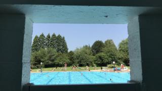 Hinksey Heated Outdoor Pool in Oxford