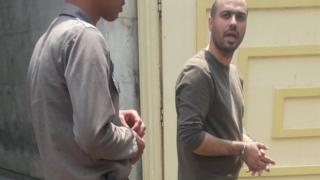 بازداشت مسعود کاظمی