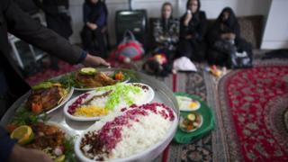 سفره ایرانی