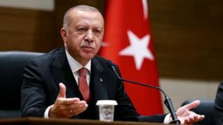 Cumhurbaşkanı Erdoğan Rusya ziyareti öncesi İstanbul'da basın toplantısı düzenledi