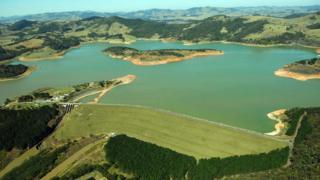 Sistema Cantareira entrou em alerta por causa de redução de nível de água