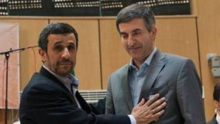 اسفندیار رحیم مشایی یکی از نزدیکترین افراد به محمود احمدینژاد، رئیسجمهوری سابق ایران است