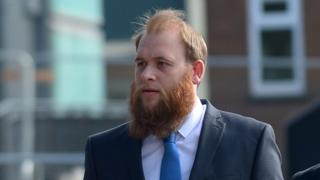 Det Con Stephen Smith, 33, from Tredegar
