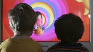 लहान मुलं आणि टीव्ही