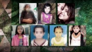 قصور میں جنسی زیادتی کا شکار ہونے والی لڑکیاں