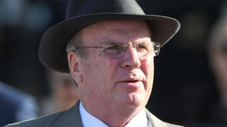 Trainer Robert Smerdon