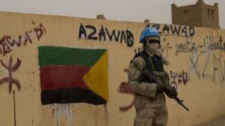 Doorashada dalka Mali