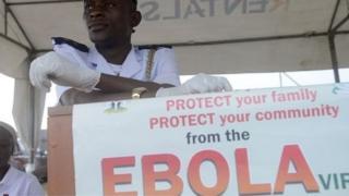 Cutar Ebola ta yi sanadiyyar rasa rayukan mutum fiye da dubu 10 a yammacin Afirka