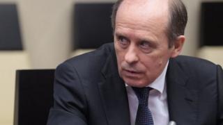 Александр Бортников шектүүнүн өздүгү жана башка маалыматтары жөнүндө эч нерсе айткан жок