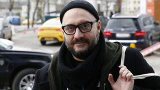 Kirill Serebrennikov has been under house arrest since 2017