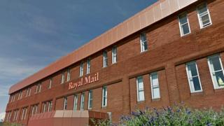 Royal Mail Chester