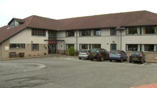 Kingsmead nursing home in Aberdeen
