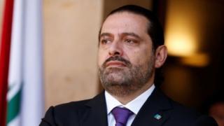 Bwana Hariri yagiye ku mwanya wa ministri w'intebe mu kwezi 12 muri 2016.