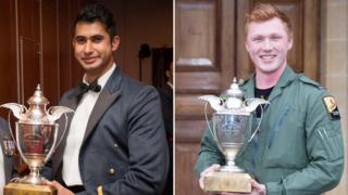 Ajvir Singh Sandhu, 25, and Cameron James Forster, 21,