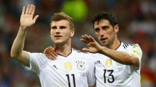 Celebración alemana