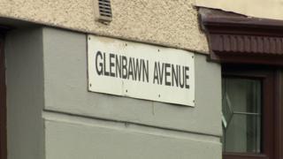 A property on Glenbawn Avenue, in Poleglass,
